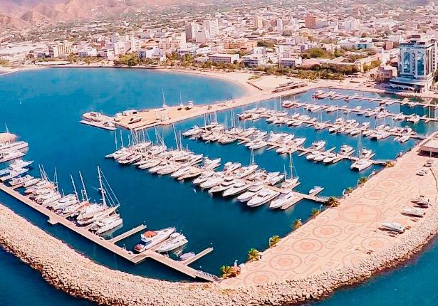 Marina Santa Marta - we are in E-Dock as you enter the marina.