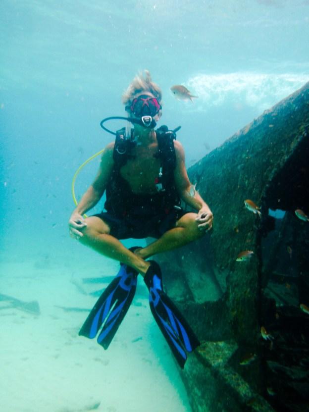 Dive site