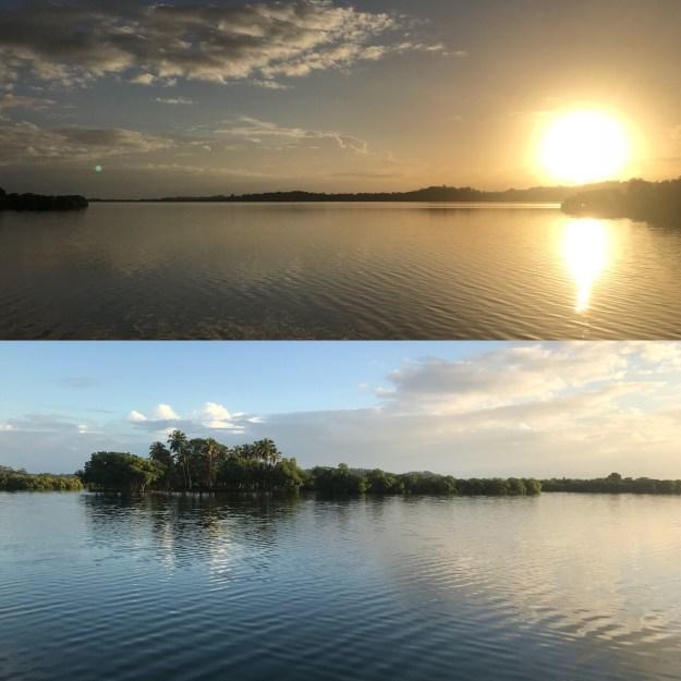 Sunset in the Dark Lands, Bocas Del Toro