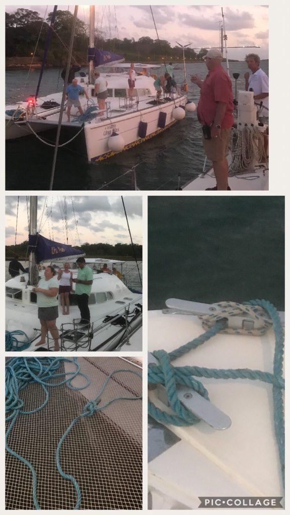 Rafting to Uno Mas