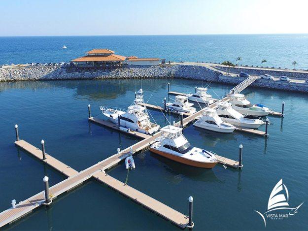 Photo courtesy of Vista Mar Marina