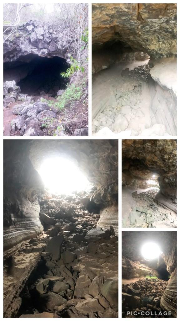 El Tunel on Santa Cruz