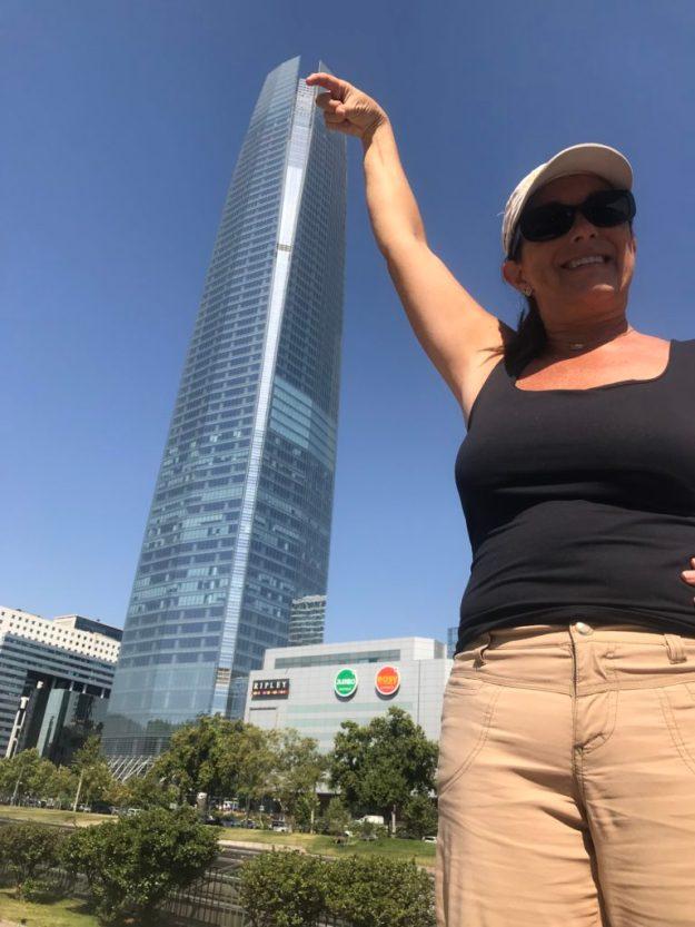 Tallest building in Latin America