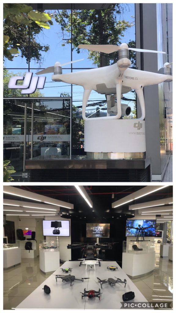 DJi Drone Headquarters