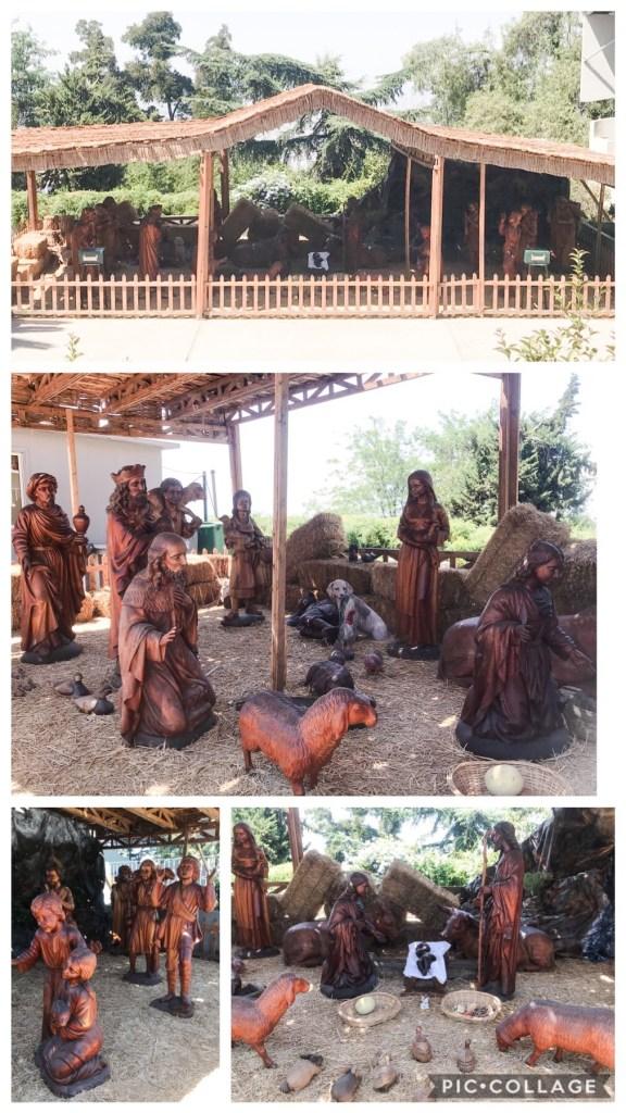 Nativity at the Virgen of San Cristobal