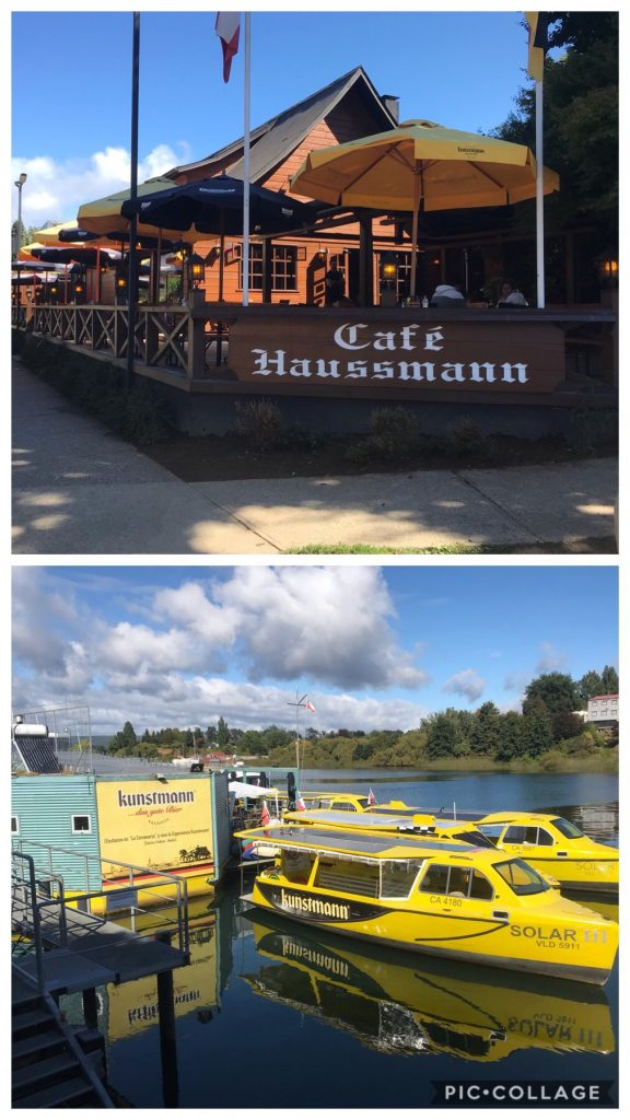 Kuntsmann Eateries Around Town