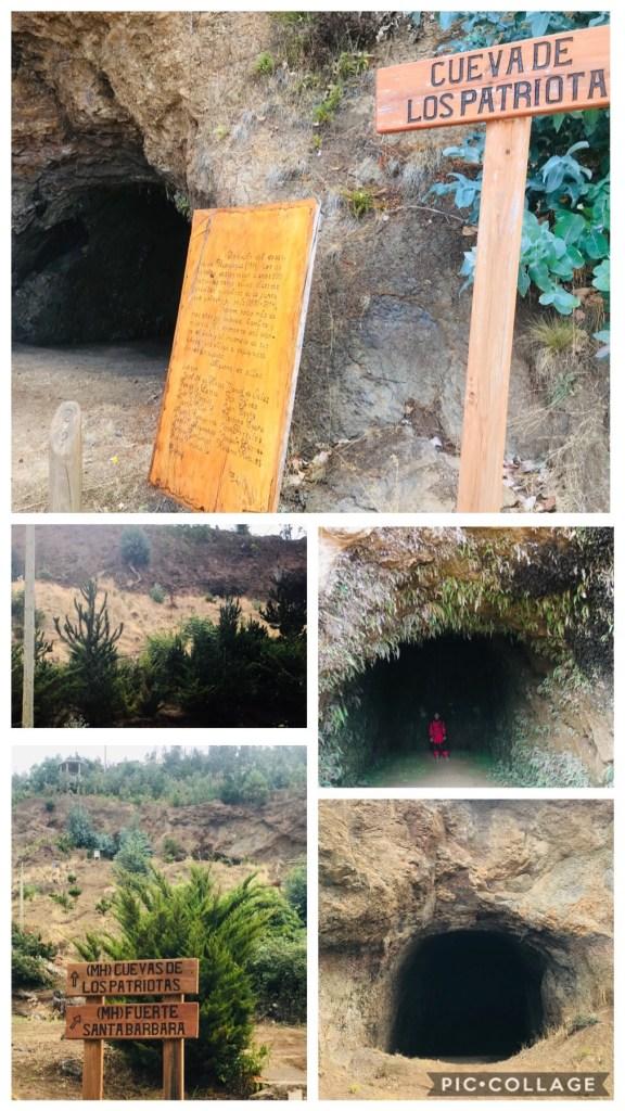 Patriot's Caves
