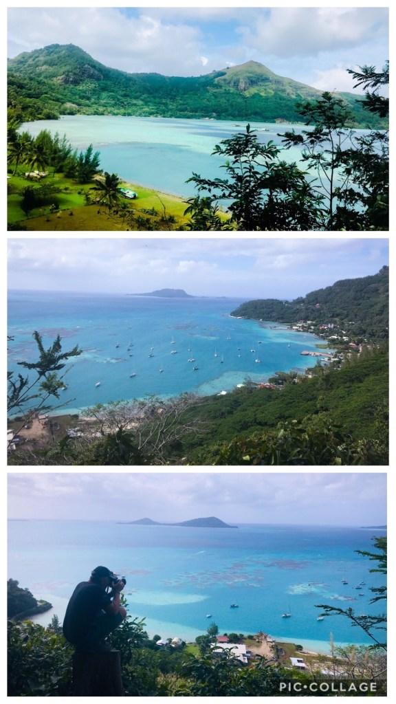 View from Kirimiro Hike
