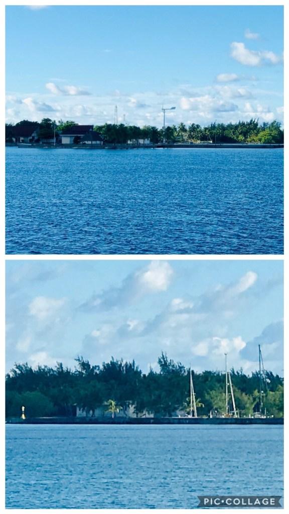 Dock and Marina at Hao