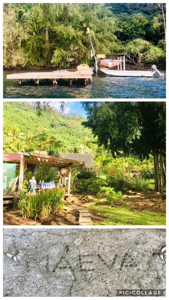 Vanilla Tour Taha'a Property