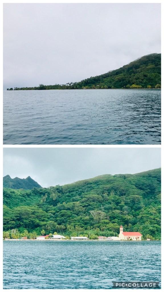 Opoa bay