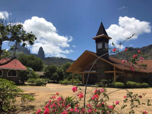 Catholic Church in Ua Pou