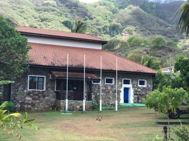 Jail in Nuku Hiva