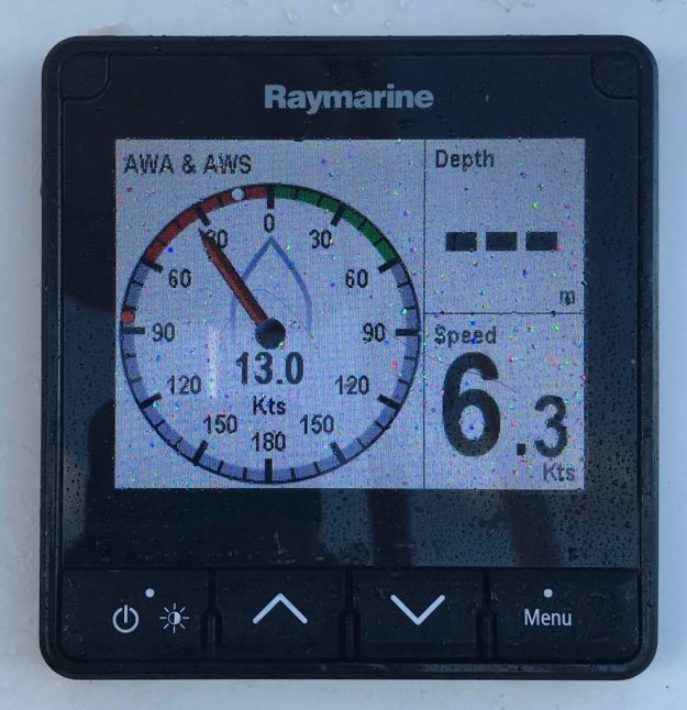 Raymarine Wind Instrument