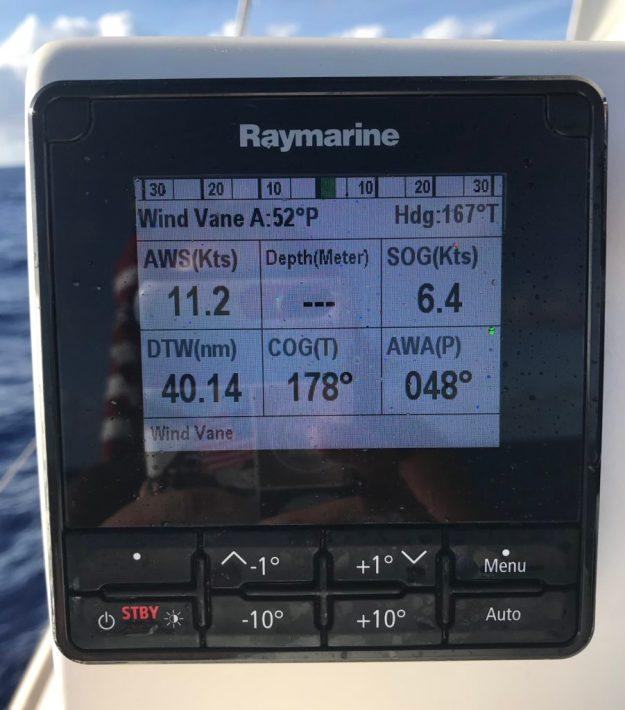 Raymarine Auto Pilot