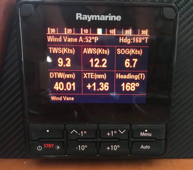 Raymarine Auto Pilot Nav Station