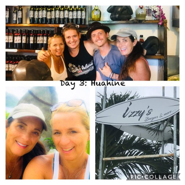 Huahine Izzy's and Distillery