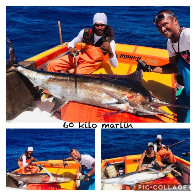 Marlin! Now that is fishing