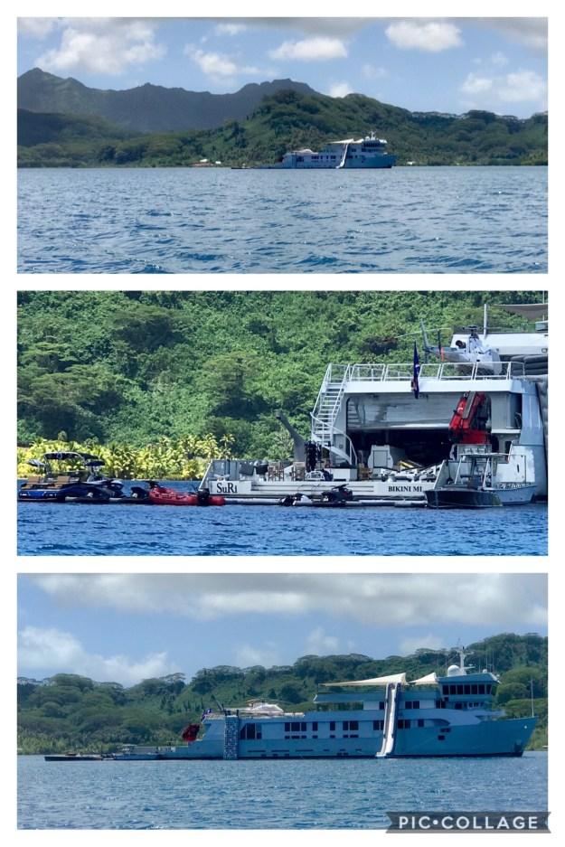 Suri super yacht