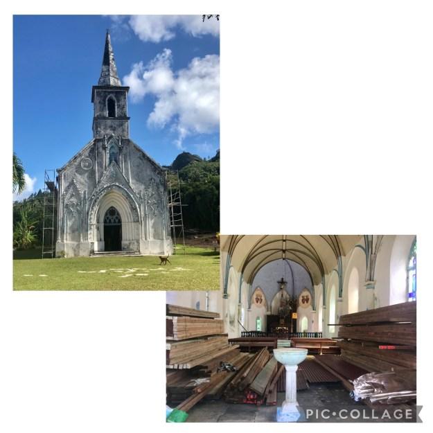 St. Gabriel Church Taravai