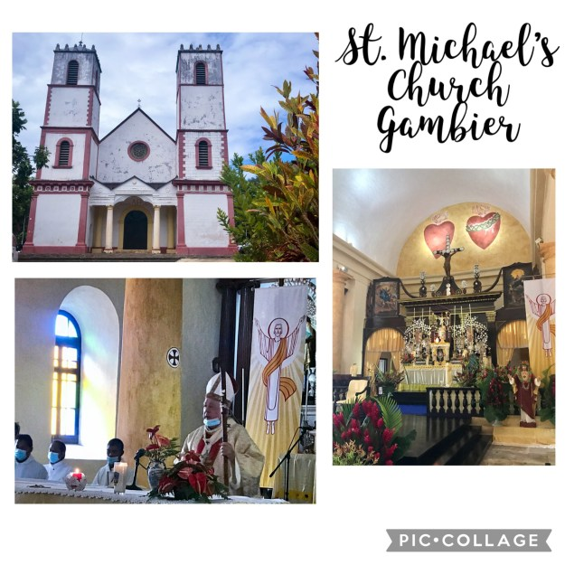Easter at St. Michael's Church