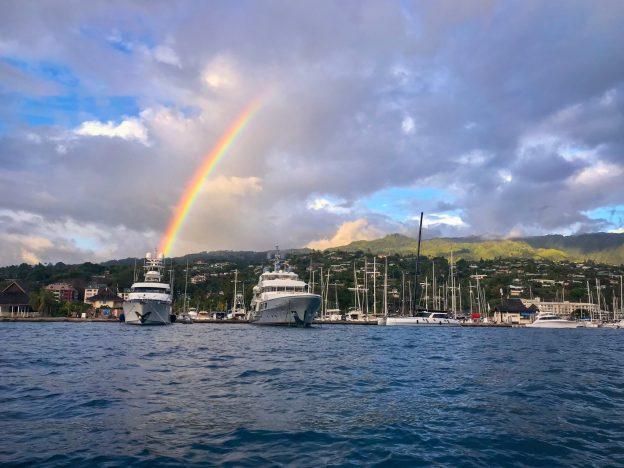 Tahiti Marina Taina