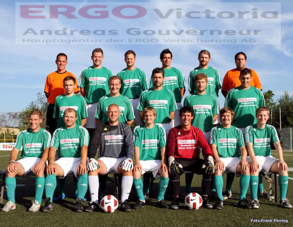 1.Mannschaft 2010