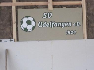 """Neubau """"Clubhaus"""" SV Udelfangen"""