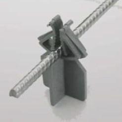 Espaçador para Concreto Calço com Garra - Modelo ILS