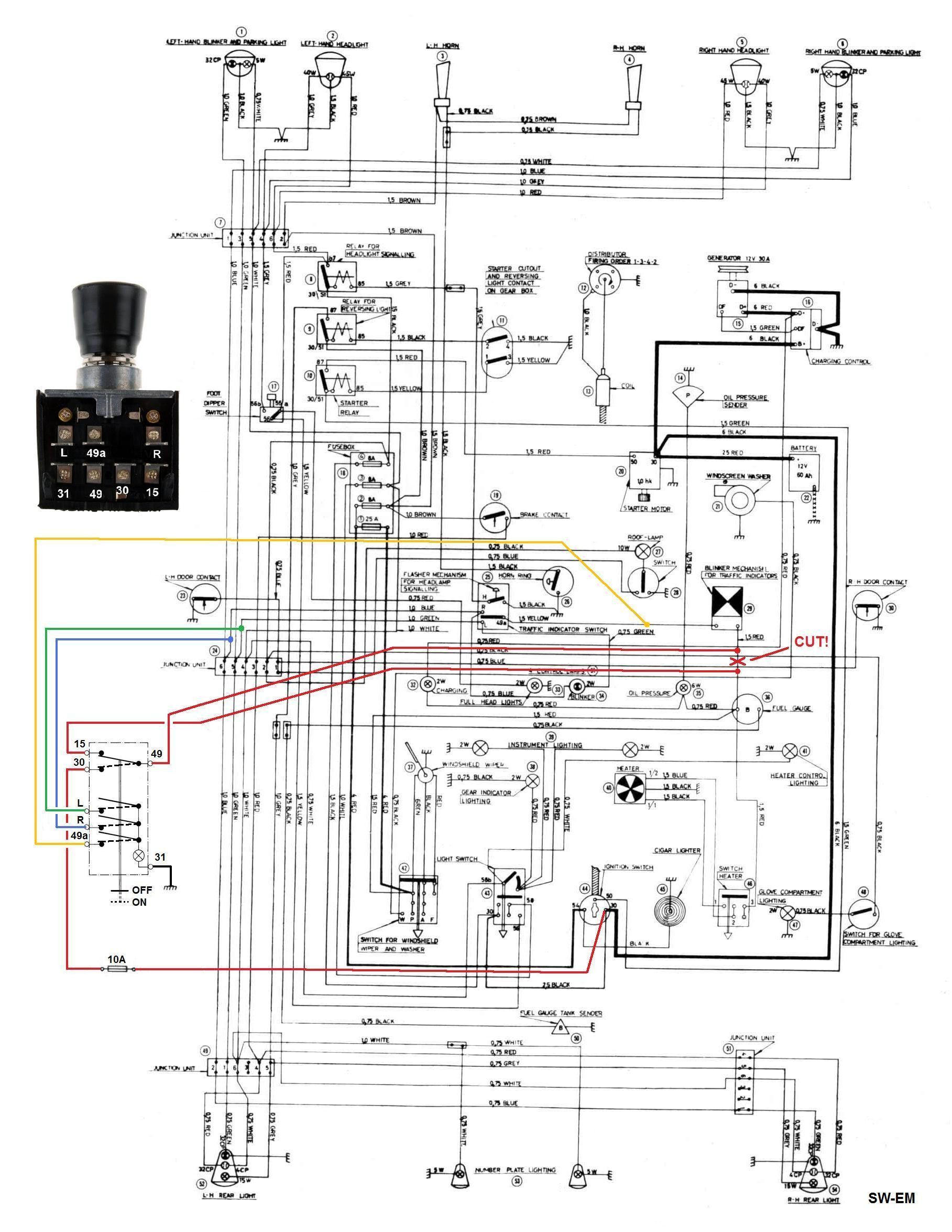 Cute 1953 Ford F100 Wiring Schematics Contemporary - Electrical and ...