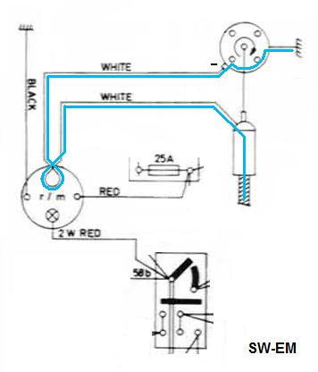 autometer tachometer wiring diagram wiring diagram autometer shift light wiring auto diagram schematic