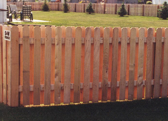 4 Wood Fencing Archives S Amp W Fence Inc