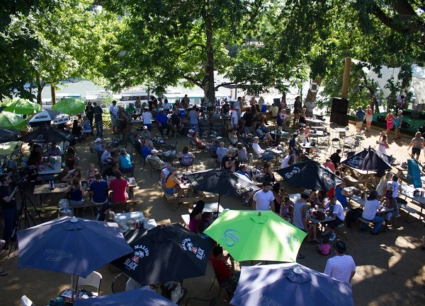 Best Outdoor Venue in Sacramento
