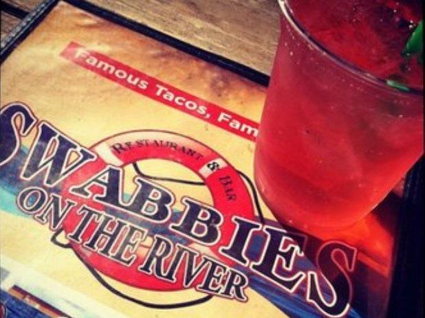 swabbies drinks menu