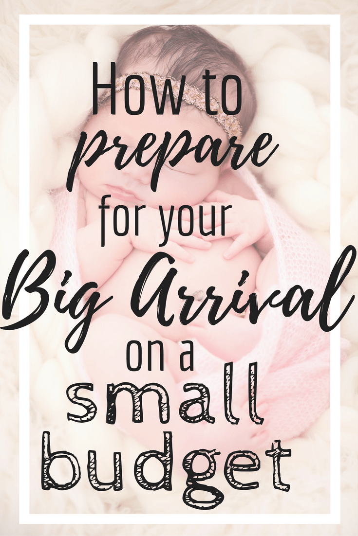 How to prepare for your small wonder on an even smaller budget