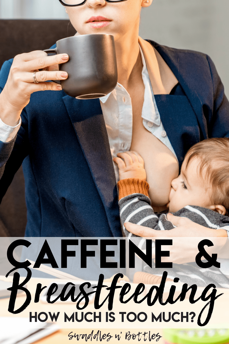 Caffeine and breastfeeding- is it safe to drink coffee while you are nursing baby?