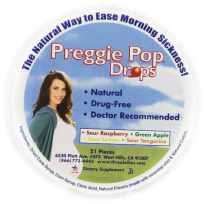 How to Fight Morning Sickness- Preggie drops