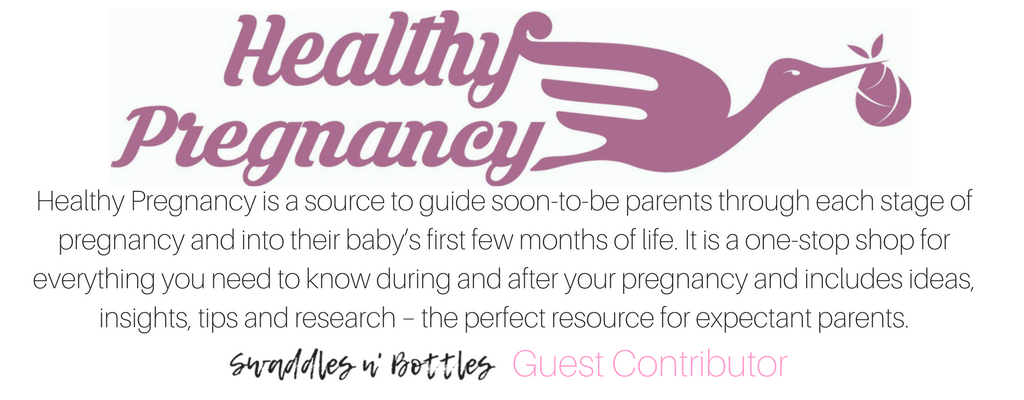 Healthy Pregnancy Guest Posts On Swaddles n' Bottles
