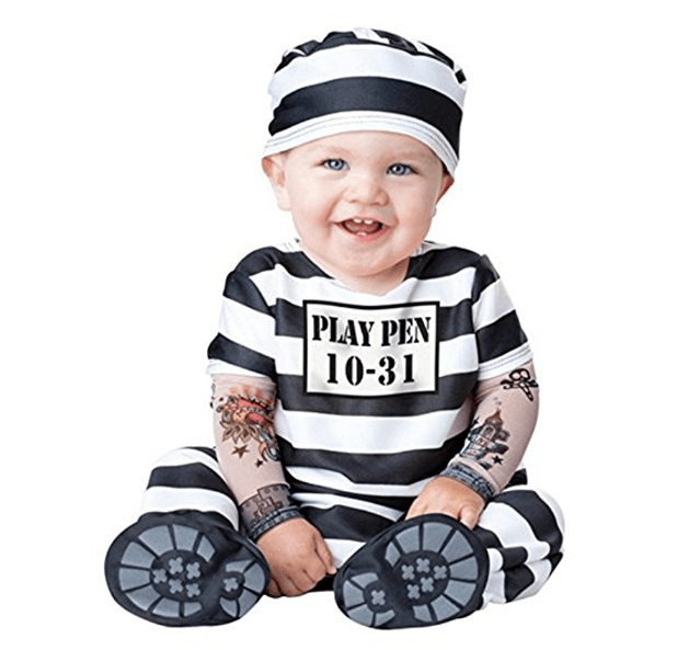 50+ Costume Ideas for Baby's First Halloween