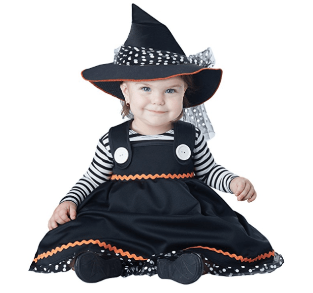 Baby\'s First Halloween Costume Ideas - Swaddles n\' Bottles