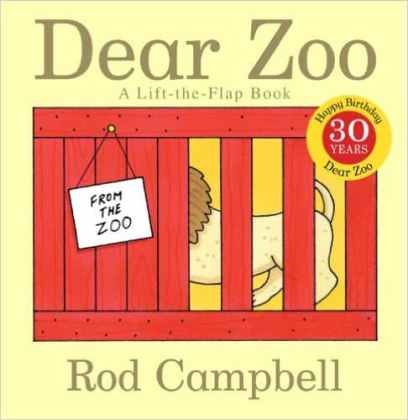 The Best Books for Baby's first year