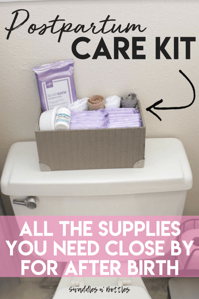 Postpartum Care Kit