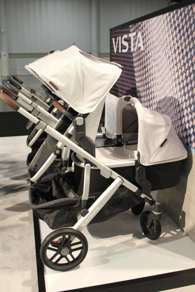 New Vista Stroller colors coming in 2019