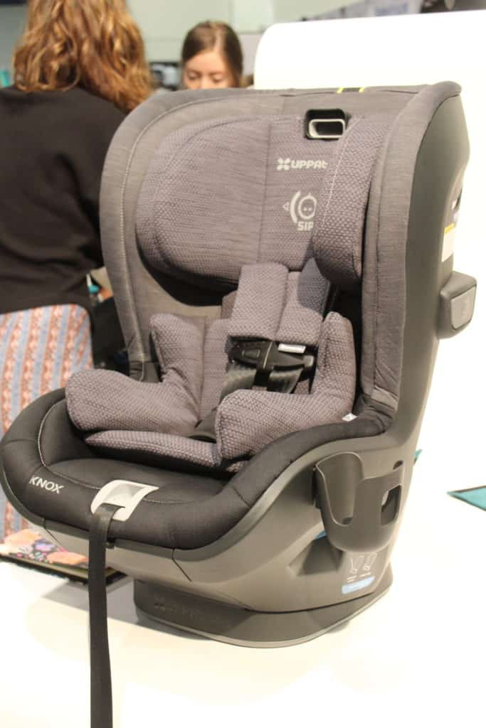 The New Knox Car Seat from Uppababy