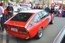 Alfa GTV6 at Festa Italia
