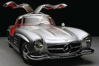 Merc 300SL Gullwing