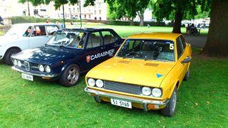 Alfetta and Fiat