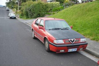 My second Alfa 33 16V (not so good)
