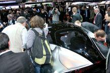 The Geneva crowd greets PhoeniX