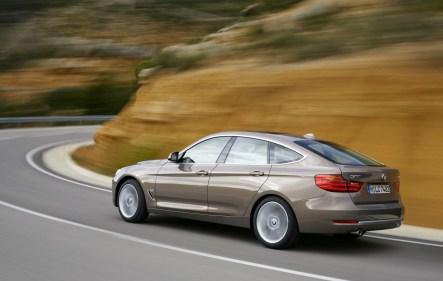 BMW 3series GT 8